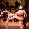 Taekoo Competition combat Taekwondo IDF